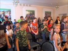 Embedded thumbnail for Пасхальная сценка в детском доме г. Котово 3 мая 2014