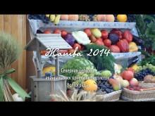 Embedded thumbnail for Праздник Жатвы 2014