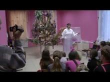 Embedded thumbnail for Рождественское служение для детей в Дубовке 2013